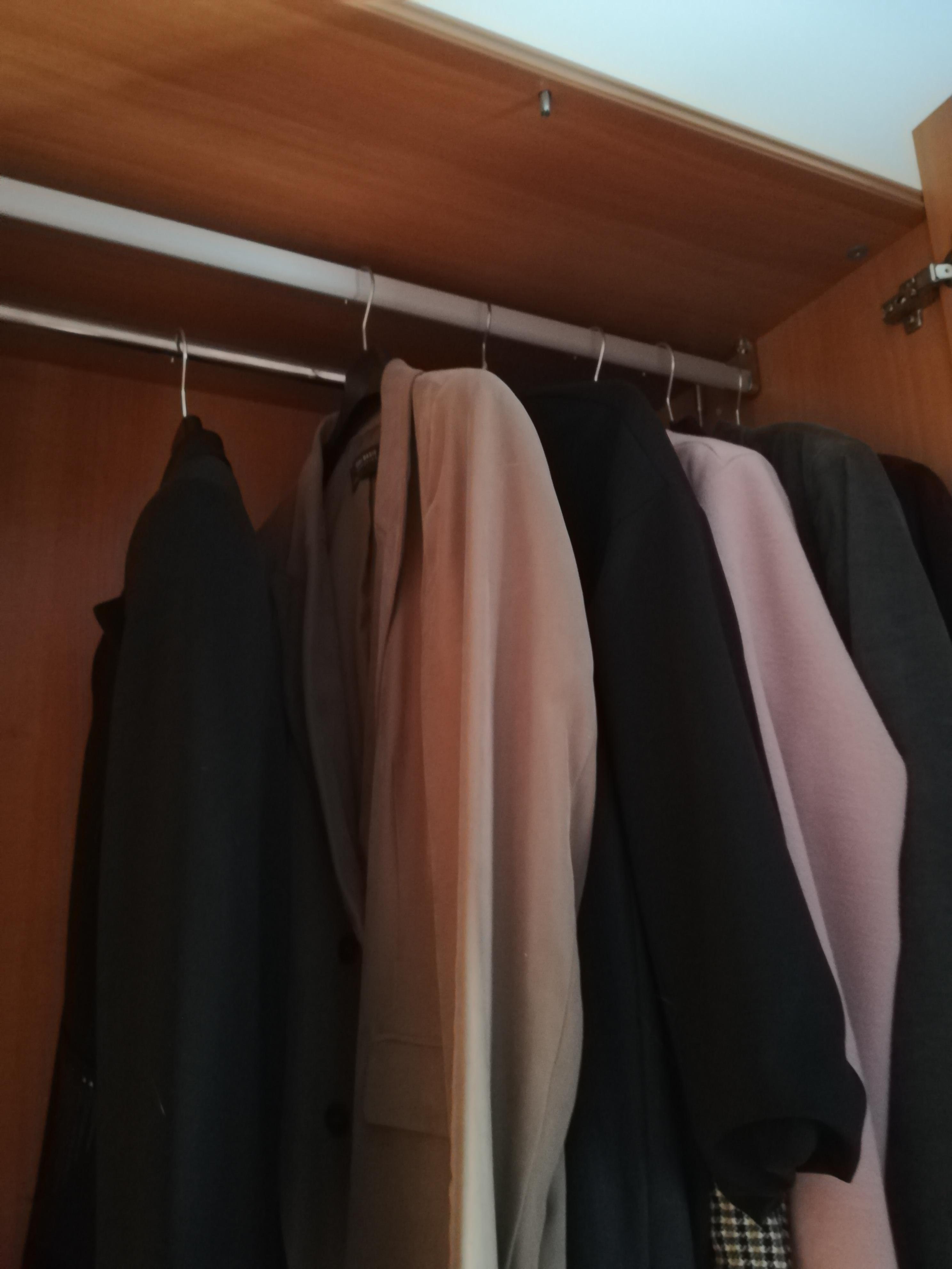 Più posto nell'armadio