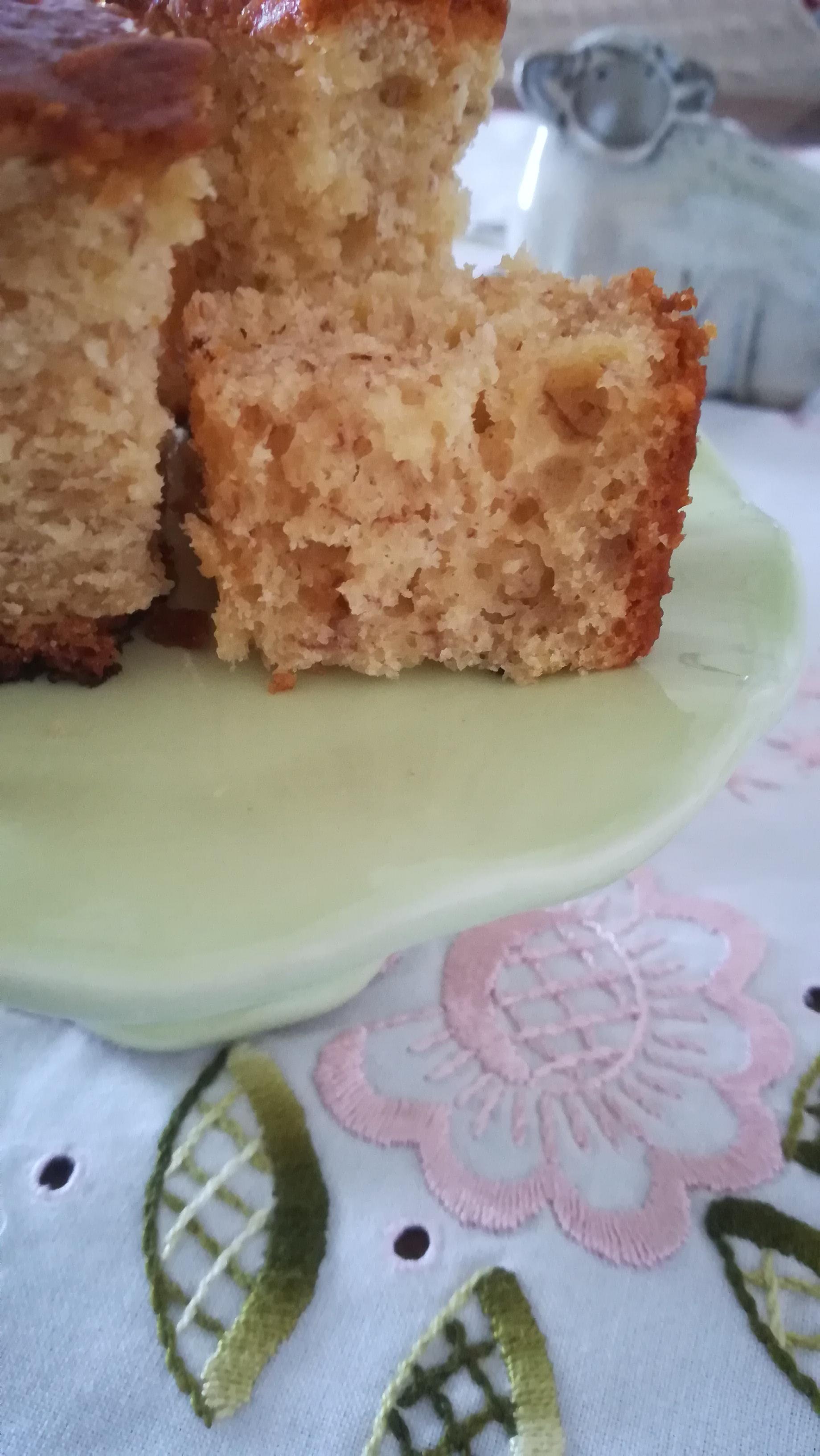 CAKE ALLA BANANA