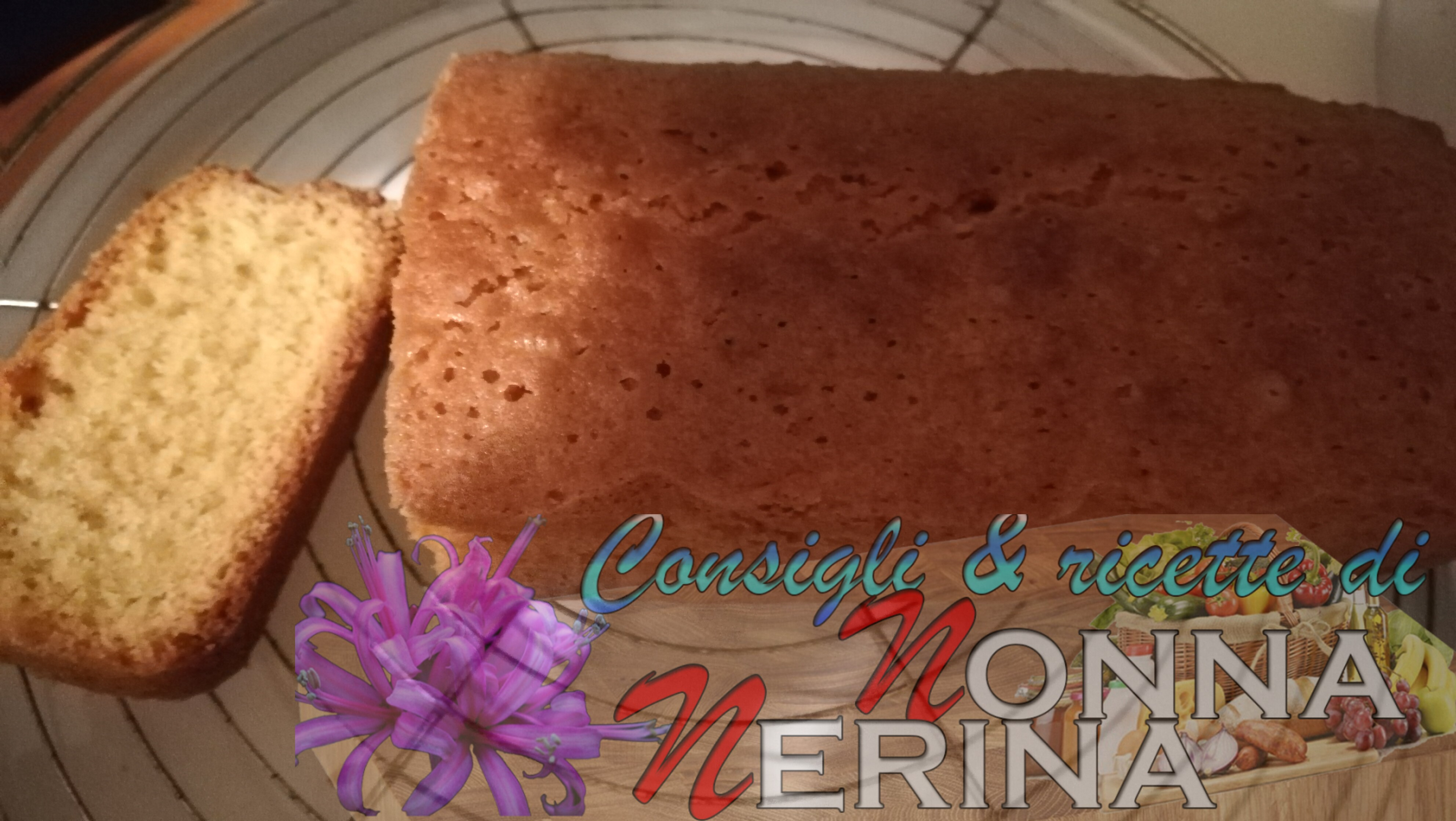 PLUM CAKE CLASSICO E VARIANTE CON CIOCCOLATO